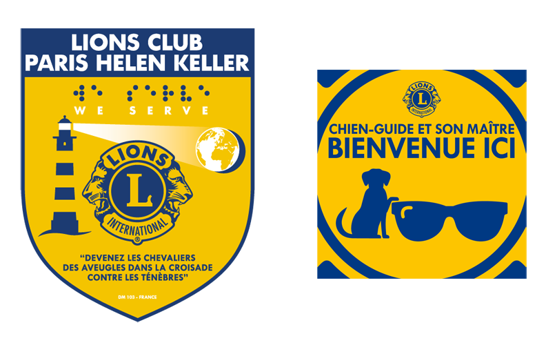 Lions Club Paris Helen Keller